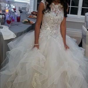 Mori Lee Quinceanera / prom dress